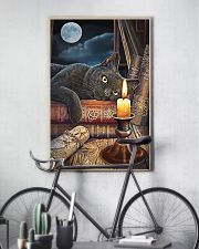 black cats 2 11x17 Poster lifestyle-poster-7