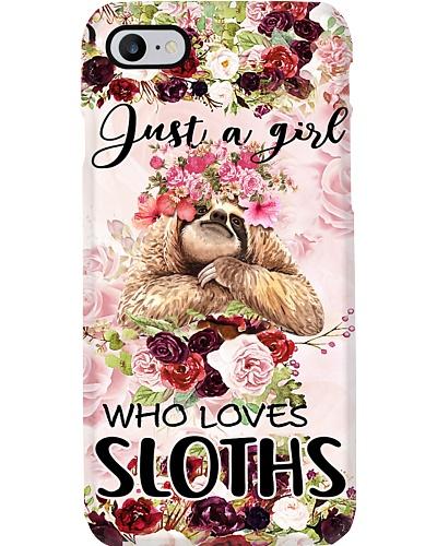 Phone Case - Sloth6