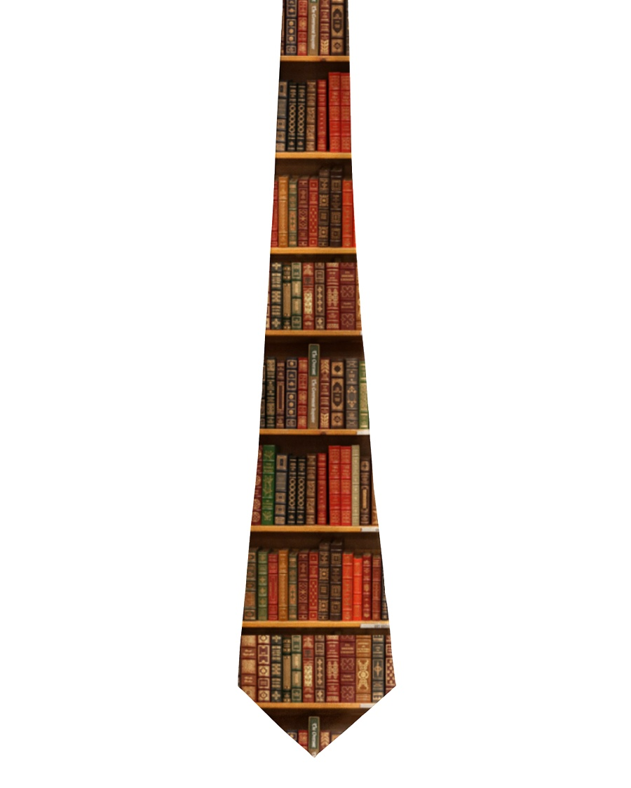 Library  Tie