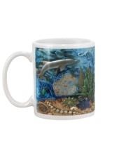 Mug -   Dolphin ceramic Mug back