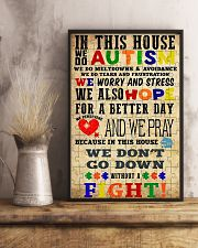 IN THIS HOUSE 11x17 Poster lifestyle-poster-3
