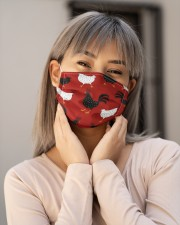 Super Chicken Face Mask g2 Cloth face mask aos-face-mask-lifestyle-17