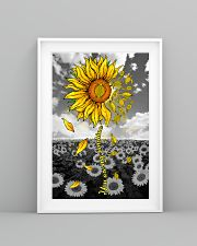 TURTLE SUNFLOWER 11x17 Poster lifestyle-poster-5
