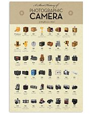 Photograpic Camera 11x17 Poster front