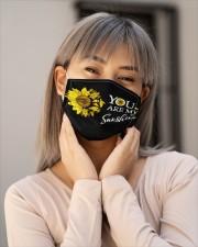 Turtle  1009 Cloth face mask aos-face-mask-lifestyle-17