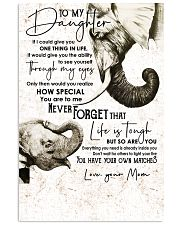 Poster Elephant 11x17 Poster front