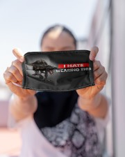 dinosaur3 Orders ship within 3 to 5 business days Cloth face mask aos-face-mask-lifestyle-07