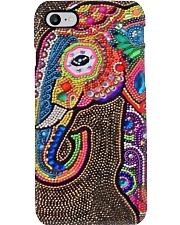 Phone Case - Elephant Beaded Phone Case i-phone-8-case
