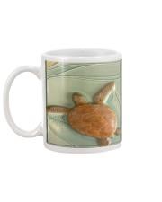 Mug - Turtle ceramic 3 Mug back