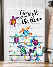 Go with the flow 11x17 Poster lifestyle-poster-4