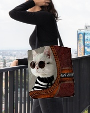 Cat All-Over Tote 2 All-over Tote aos-all-over-tote-lifestyle-front-05