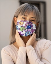 Turtle 2099 Orders ship within 3 to 5 business day Cloth face mask aos-face-mask-lifestyle-17