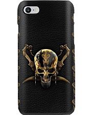 Phone Case skull Phone Case i-phone-8-case