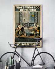 That's what i do 11x17 Poster lifestyle-poster-7