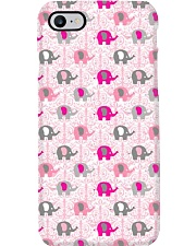 Elephant Face 2989 Phone Case thumbnail
