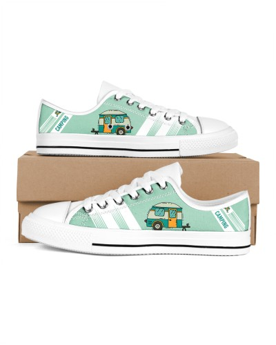 CAMPING  LOW TOP SHOES