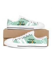 CAMPING  LOW TOP SHOES Men's Low Top White Shoes thumbnail