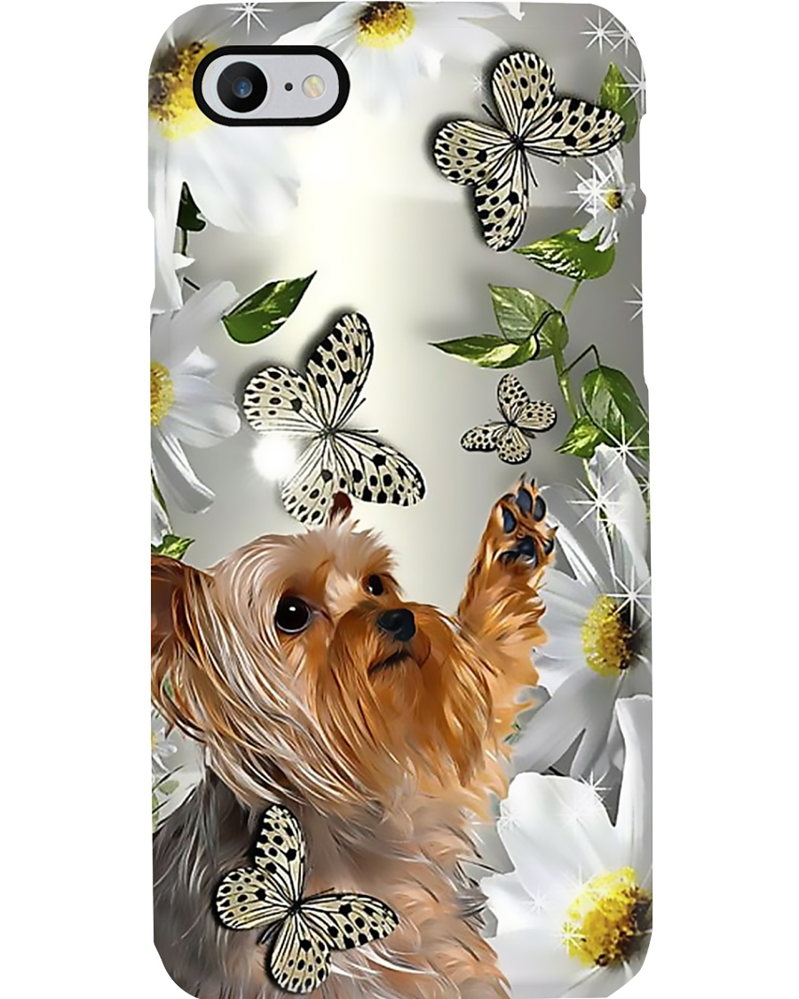 Dog Phone Case - Yorkshire Phone Case