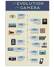 Evolution Camera 11x17 Poster front