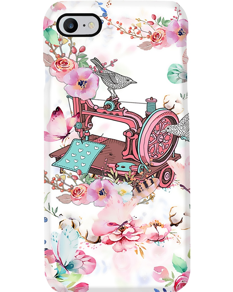 Sewing Phone Case 6 Phone Case