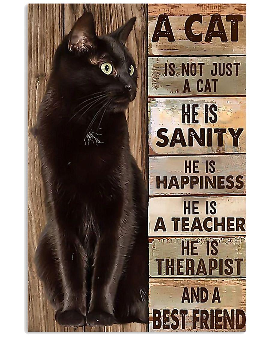 Cat best friend 11x17 Poster