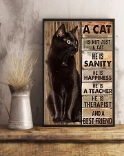 Cat best friend 11x17 Poster lifestyle-poster-3