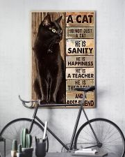 Cat best friend 11x17 Poster lifestyle-poster-7