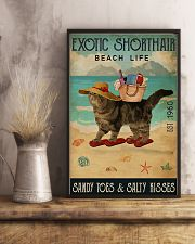 Exotic shorthair 11x17 Poster lifestyle-poster-3