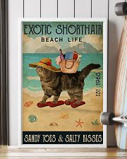 Exotic shorthair 11x17 Poster lifestyle-poster-4