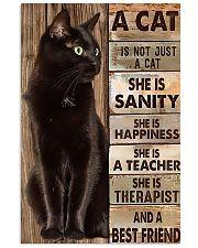 Cat best friend2 11x17 Poster front