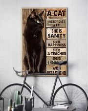 Cat best friend2 11x17 Poster lifestyle-poster-7