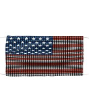 American FM 9 Cloth face mask front