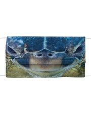 Turtle Sea 1099 Cloth face mask front
