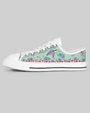 TURTLE LOW TOP SHOES 2 Women's Low Top White Shoes aos-women-low-top-shoes-ghosted-white-outside-left-01