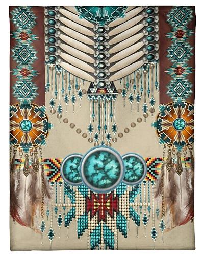 Native American pattern blanket