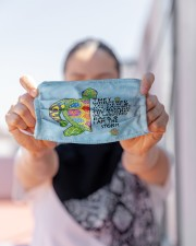 Turtle 299 Orders ship within 3 to 5 business days Cloth face mask aos-face-mask-lifestyle-07
