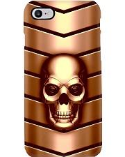 Phone Case skull 2 Phone Case i-phone-8-case