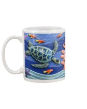 Mug - Turtle ceramic 4 Mug back