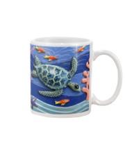 Mug - Turtle ceramic 4 Mug front