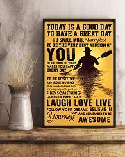 Poster Kayaking 11x17 Poster lifestyle-poster-3