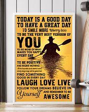 Poster Kayaking 11x17 Poster lifestyle-poster-4