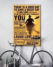 Poster Kayaking 11x17 Poster lifestyle-poster-7