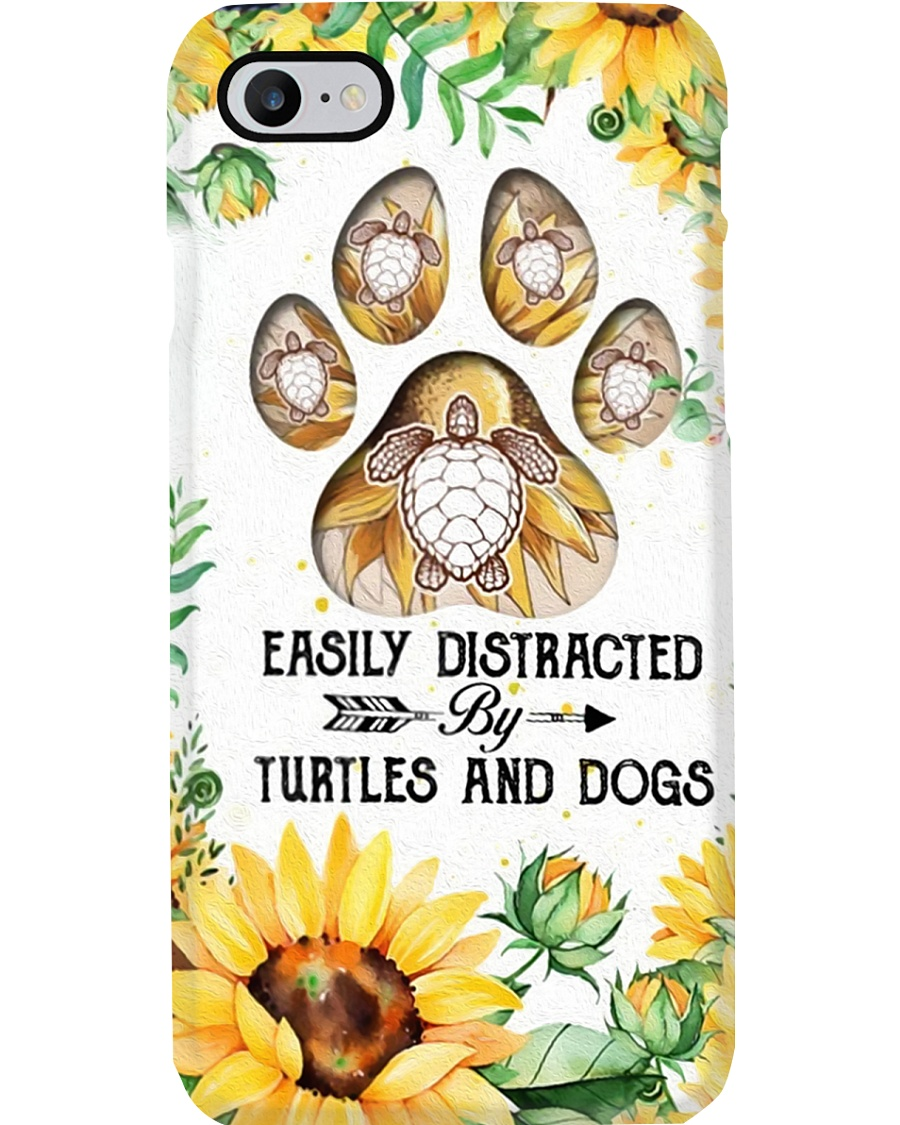 Dogs Turtles Phone Case  Phone Case