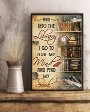 Library poster 11x17 Poster lifestyle-poster-3