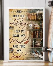 Library poster 11x17 Poster lifestyle-poster-4