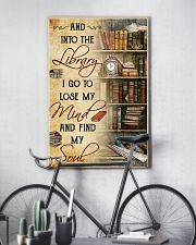Library poster 11x17 Poster lifestyle-poster-7