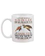 Mug - Turtle Son Mug back