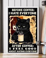 BEFORE COFFEE AFTER COFFEE 11x17 Poster lifestyle-poster-4