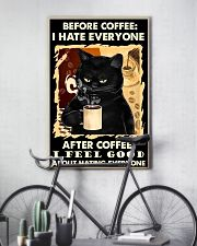 BEFORE COFFEE AFTER COFFEE 11x17 Poster lifestyle-poster-7