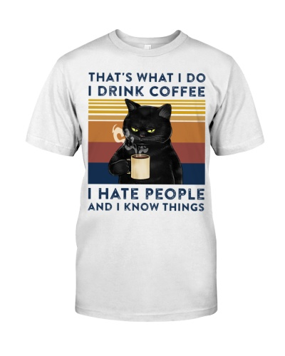 That is what i do i drink coffee